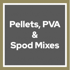 Pellets, PVA & Spod Mixes