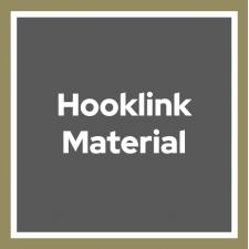 Hooklink Material