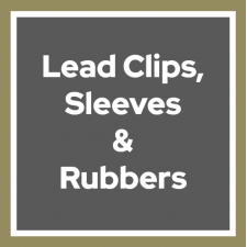 Lead Clips, Sleeves & Rubbers